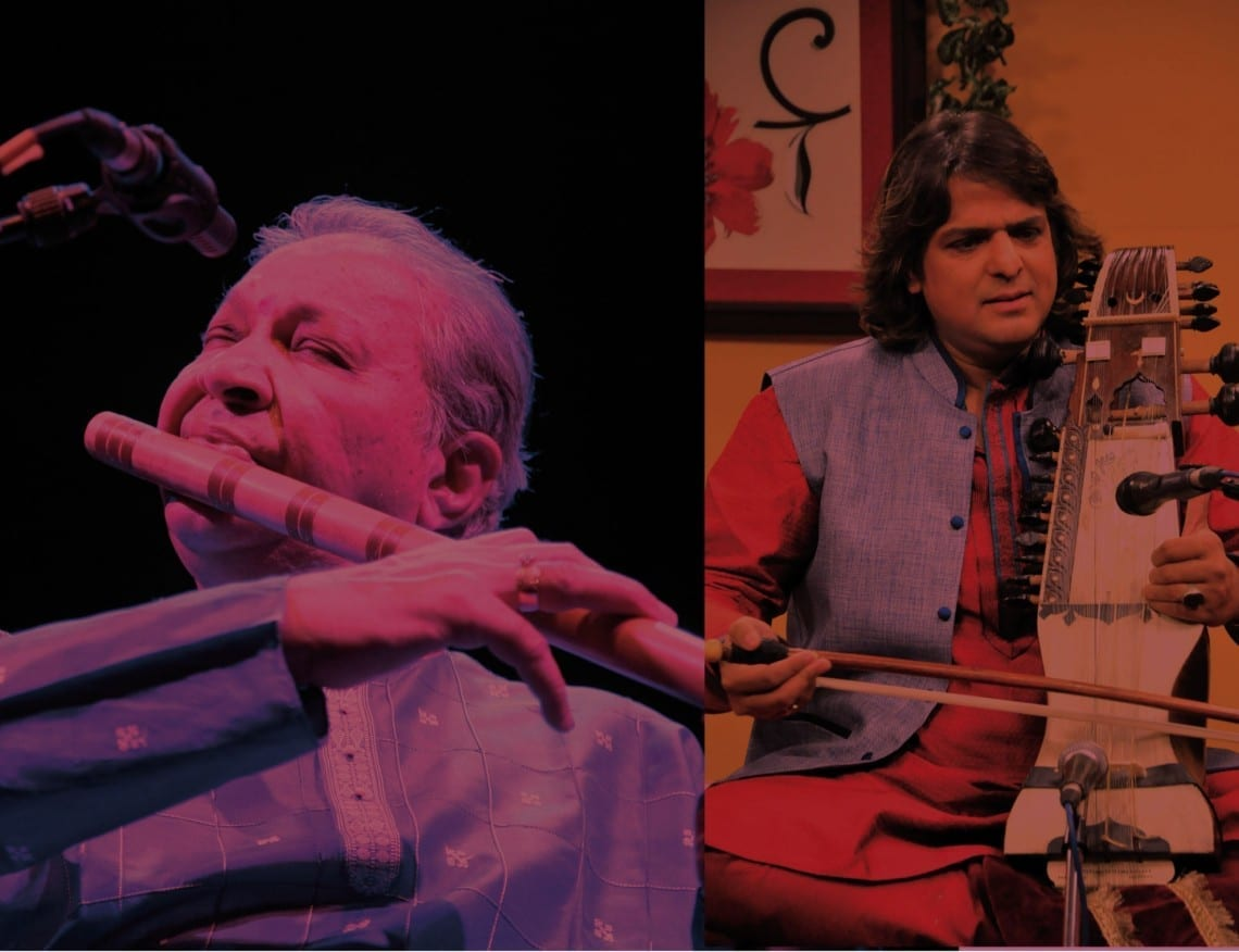 Pt. Hariprasad Chaurasia Indian Classical Music Concert & Workshop