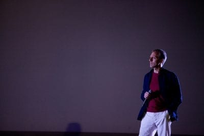 13/14 - Alain Danielou - The way to the labyrinth + Dwani - SummerMela 2018