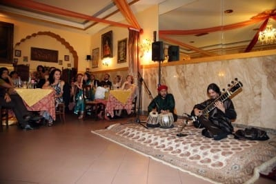 3/5 - SUMMER MELA 2014 - Indian dinner - Celebration of the Summer Solstice and the world music day (credits: Mario D'Angelo)