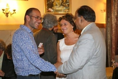 4/5 - SUMMER MELA 2014 - Indian dinner - Celebration of the Summer Solstice and the world music day (credits: Mario D'Angelo)