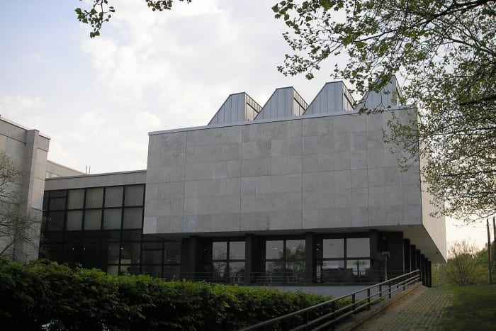 THE IITM AND DAHLEM MUSEUM OF BERLIN